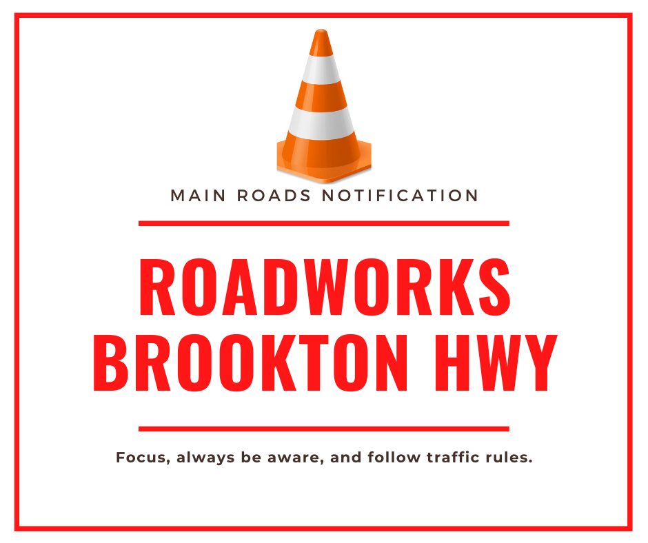 Main Roads - Roadworks: Brookton Highway