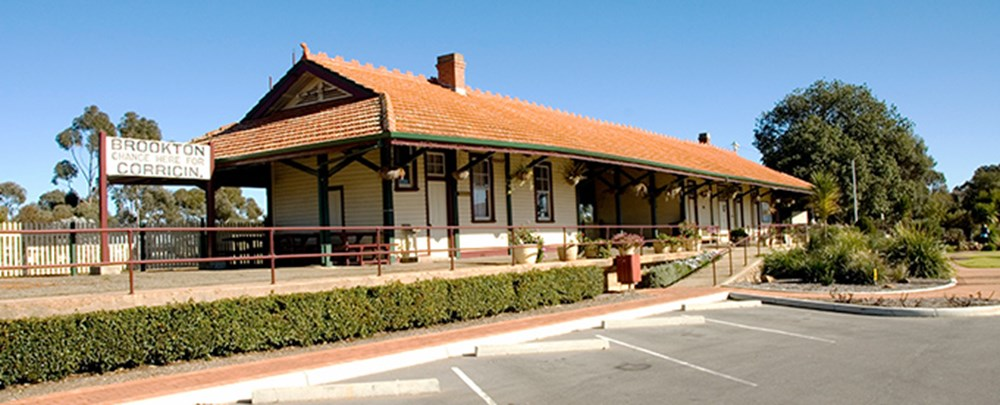 Picture: Brookton Station